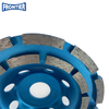125*30/28/24/22*7*5*20*22.23mm Diamond Cup Grinding Wheel for Concrete , Stone