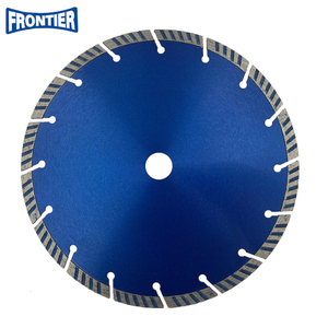230*3.2/1.8*9*16*22.23mm Cold Press 9inch Sintered Diamond Segmented Turbo Granite Cutting Blade