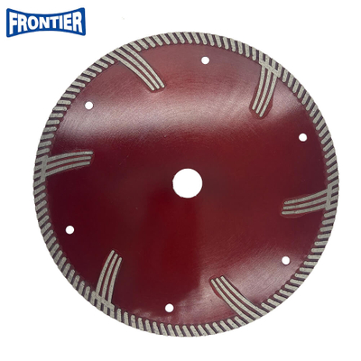 230*3.0/1.8*9*22.23mm High Quality Granite Stone Diamond Cutting Blade