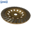 180*20*5*36*22.23mm Cold Press sintered 7inch diamond turbo grinding cup wheel for concrete ,marble , granite stone