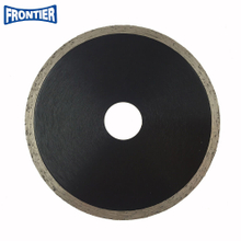 "115mm 4.5""inch 5mm segment height wet cutting diamond continuous rim saw blade"