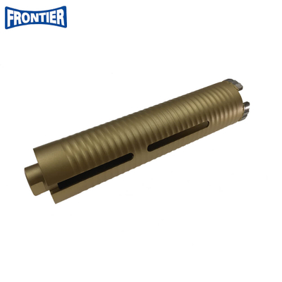 Hign class 56mm diameter 250mm length diamond core drill bit for reinforced concrete