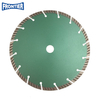230*3.2/1.8*9*16T*22.23mm Cold Press sintered diamond segmented turbo diamond disc for dry cutting concrete