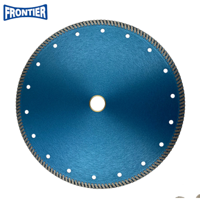 250*2.4/1.6*7.5*150*25.4mm Hot Press diamond fine turbo diamond saw blade for cutting granite , stone